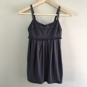 ❤️ Lululemon Pritti Tank in Coal